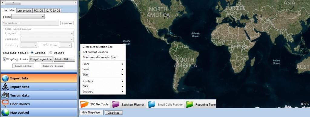 dBm Planner Software Suite Image